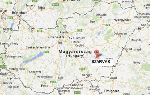új iroda Szarvason