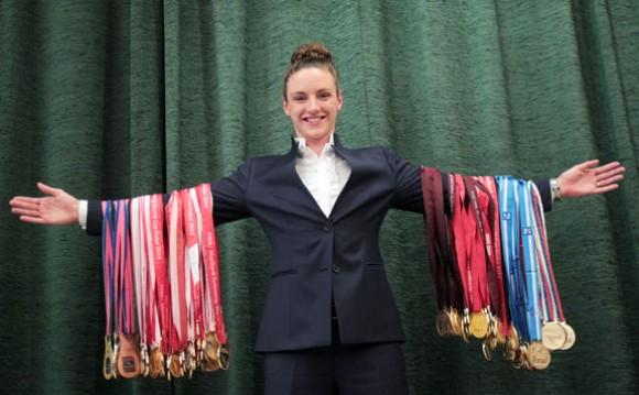 Karrier tippek olimpikonoktól. Hosszú Katinka