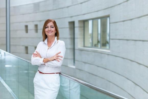 Sorozatunk 4. részében Horváth Mária, cégünk pénzügyi munkatársa.