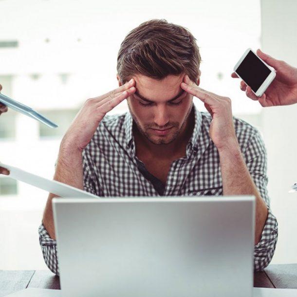 munkahelyi kiégés és stressz